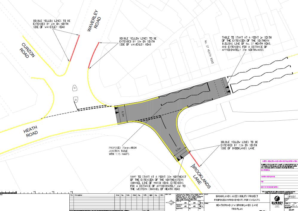 Weybridge works proposal 8.1.21